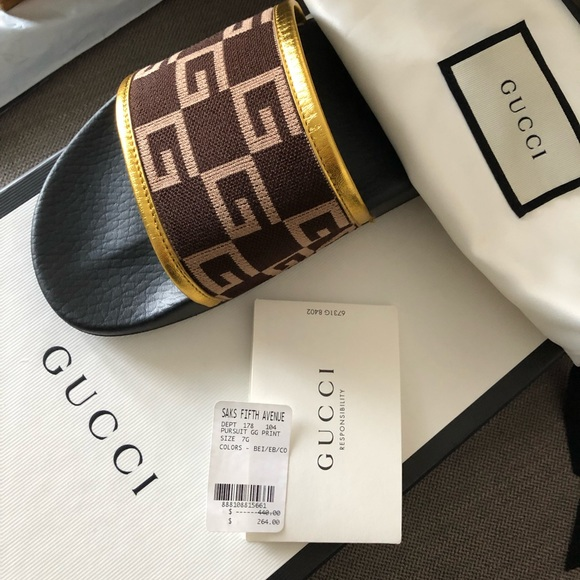 Gucci Other - Gucci Slides